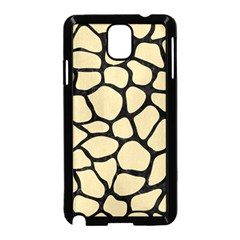 Skin1 Black Marble & Light Sand Samsung Galaxy Note 3 Neo Hardshell Case (black) by trendistuff