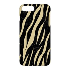 Skin3 Black Marble & Light Sand Apple Iphone 7 Plus Hardshell Case by trendistuff