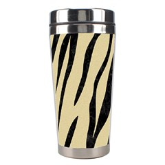 Skin3 Black Marble & Light Sand (r) Stainless Steel Travel Tumblers by trendistuff
