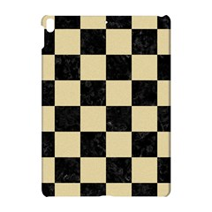 Square1 Black Marble & Light Sand Apple Ipad Pro 10 5   Hardshell Case by trendistuff