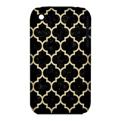 Tile1 Black Marble & Light Sand Iphone 3s/3gs by trendistuff