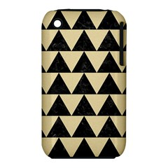 Triangle2 Black Marble & Light Sand Iphone 3s/3gs by trendistuff
