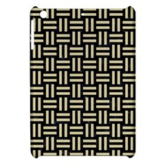 Woven1 Black Marble & Light Sand Apple Ipad Mini Hardshell Case by trendistuff