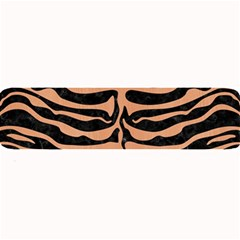 Skin2 Black Marble & Natural Red Birch Wood Large Bar Mats by trendistuff