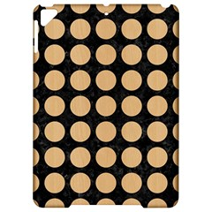 Circles1 Black Marble & Natural White Birch Wood Apple Ipad Pro 9 7   Hardshell Case by trendistuff
