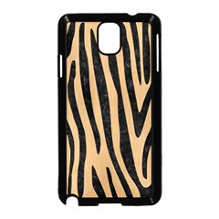 Skin4 Black Marble & Natural White Birch Wood Samsung Galaxy Note 3 Neo Hardshell Case (black) by trendistuff