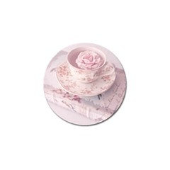 Shabby Chic High Tea Golf Ball Marker (4 Pack) by 8fugoso