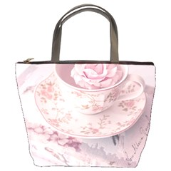 Shabby Chic High Tea Bucket Bags by 8fugoso