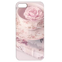 Shabby Chic High Tea Apple Iphone 5 Hardshell Case With Stand by 8fugoso