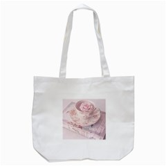 Shabby Chic High Tea Tote Bag (white) by 8fugoso