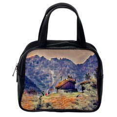 Impressionism Classic Handbags (one Side) by 8fugoso
