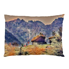 Impressionism Pillow Case by 8fugoso