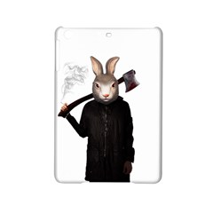 Evil Rabbit Ipad Mini 2 Hardshell Cases by Valentinaart