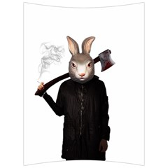 Evil Rabbit Back Support Cushion