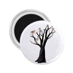 Dead Tree  2 25  Magnets by Valentinaart