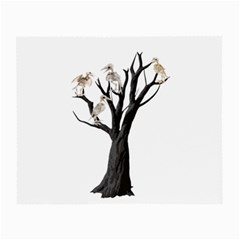 Dead Tree  Small Glasses Cloth (2 Side)