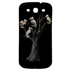 Dead Tree  Samsung Galaxy S3 S Iii Classic Hardshell Back Case by Valentinaart