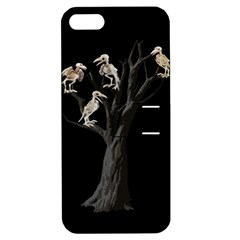 Dead Tree  Apple Iphone 5 Hardshell Case With Stand by Valentinaart