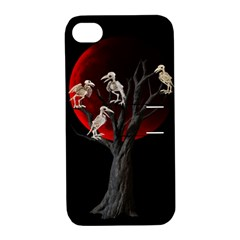 Dead Tree  Apple Iphone 4/4s Hardshell Case With Stand