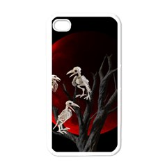 Dead Tree  Apple Iphone 4 Case (white)