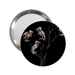 Dead Tree  2 25  Handbag Mirrors