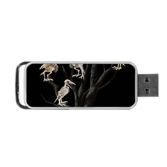 Dead Tree  Portable Usb Flash (two Sides)