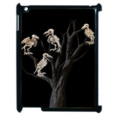 Dead Tree  Apple Ipad 2 Case (black) by Valentinaart