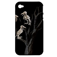 Dead Tree  Apple Iphone 4/4s Hardshell Case (pc+silicone)