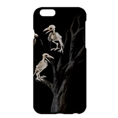 Dead Tree  Apple Iphone 6 Plus/6s Plus Hardshell Case by Valentinaart