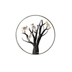 Dead Tree  Hat Clip Ball Marker