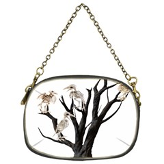 Dead Tree  Chain Purses (one Side)  by Valentinaart