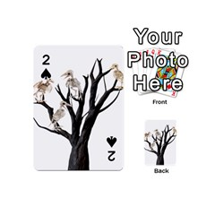 Dead Tree  Playing Cards 54 (mini)