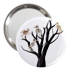 Dead Tree  3  Handbag Mirrors by Valentinaart
