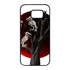 Dead Tree  Samsung Galaxy S7 Edge Black Seamless Case
