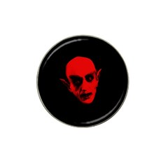 Dracula Hat Clip Ball Marker (10 Pack) by Valentinaart