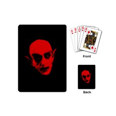 Dracula Playing Cards (mini)  by Valentinaart