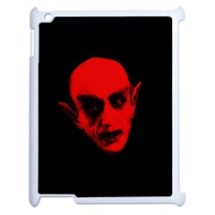 Dracula Apple Ipad 2 Case (white)