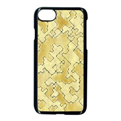 Fantasy Dungeon Maps 1 Apple Iphone 7 Seamless Case (black) by MoreColorsinLife