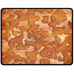 Fantasy Dungeon Maps 2 Fleece Blanket (medium)  by MoreColorsinLife