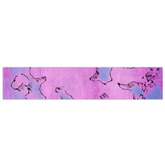 Fantasy Dungeon Maps 4 Flano Scarf (small) by MoreColorsinLife