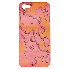 Fantasy Dungeon Maps 6 Apple Iphone 5 Hardshell Case by MoreColorsinLife