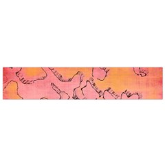 Fantasy Dungeon Maps 6 Flano Scarf (small) by MoreColorsinLife