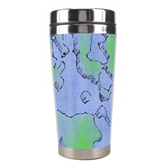 Fantasy Dungeon Maps 5 Stainless Steel Travel Tumblers by MoreColorsinLife
