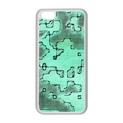 Fantasy Dungeon Maps 7 Apple Iphone 5c Seamless Case (white) by MoreColorsinLife