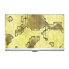 Fantasy Dungeon Maps 8 Business Card Holders by MoreColorsinLife