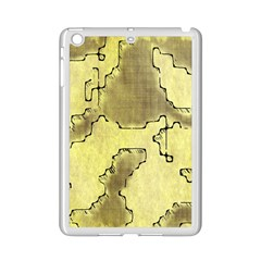 Fantasy Dungeon Maps 8 Ipad Mini 2 Enamel Coated Cases by MoreColorsinLife