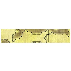 Fantasy Dungeon Maps 8 Flano Scarf (small) by MoreColorsinLife