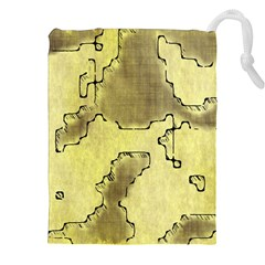 Fantasy Dungeon Maps 8 Drawstring Pouches (xxl) by MoreColorsinLife