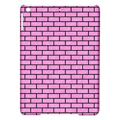 Brick1 Black Marble & Pink Colored Pencil Ipad Air Hardshell Cases