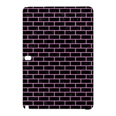 Brick1 Black Marble & Pink Colored Pencil (r) Samsung Galaxy Tab Pro 10 1 Hardshell Case by trendistuff